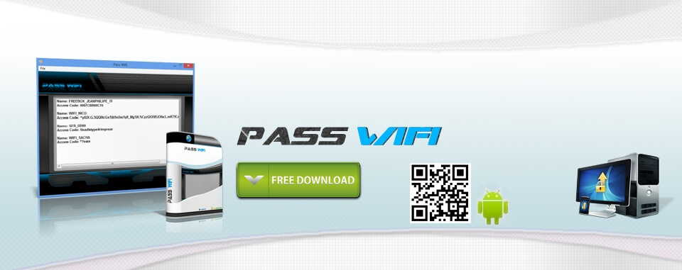 Find all Wifi access code