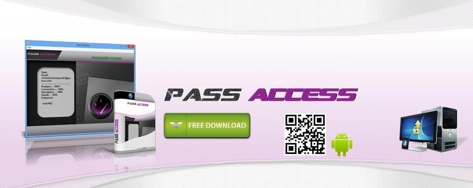 Trouver tous les mots de passe Yahoo!